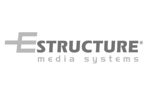 Logo Estructure media systems